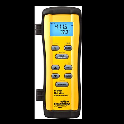 STA2 – Anemometer Hot Wire