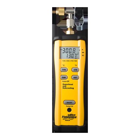 SSX34 – Medidor de sobrecalentamiento y subenfriamiento
